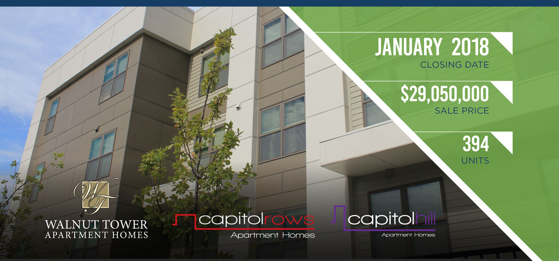 Announcing Three New Property Acquisitions in Kansas City and Omaha