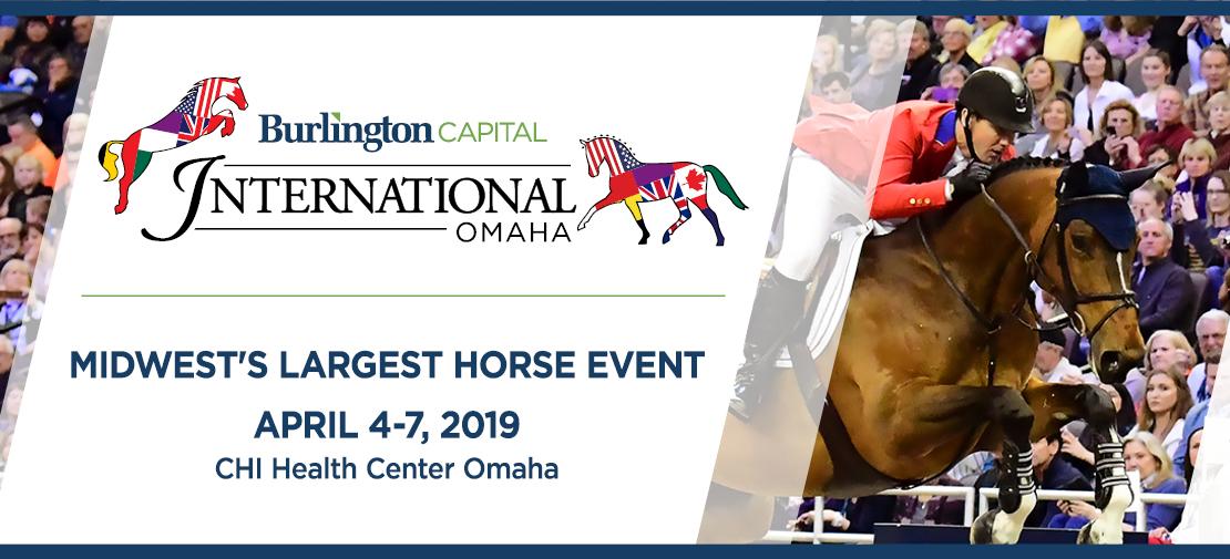 Burlington Capital Named Title Sponsor of International Omaha Equestrian Event