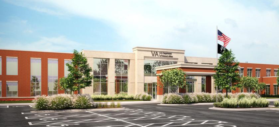 Construction begins on new Lincoln VA clinic, marking start of huge redevelopment project